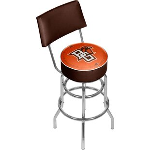 NCAA 31 Swivel Bar Stool by Trademark Global Savingst