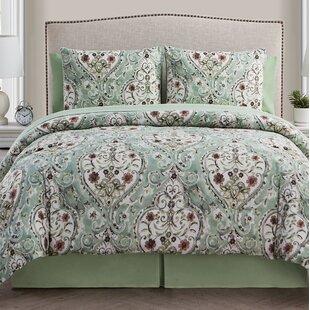 Junia 8 Piece Comforter Set