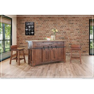 Coralie Kitchen Island Set