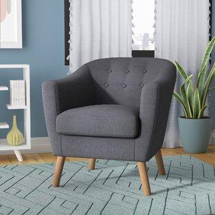 Barrel Scandinavian Accent Chairs You Ll Love In 2021 Wayfair