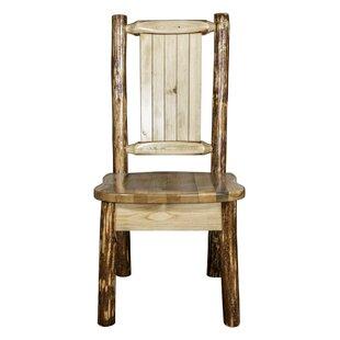 Loon Peak Tustin Rustic Side Chair