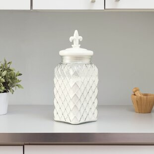Glass 128 qt. Storage Jar