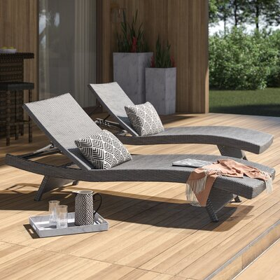 Rebello Sun Lounger Set
