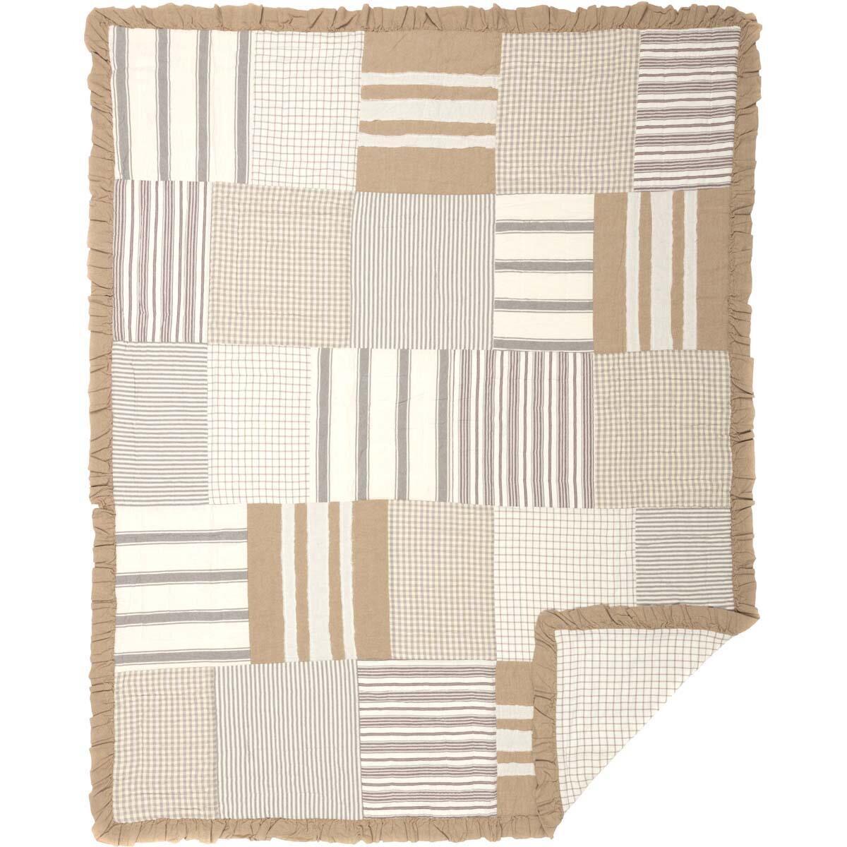Gracie Oaks Lepe Single Reversible Quilt Reviews Wayfair