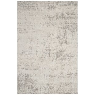 Conway Beige/Gray Area Rug by Williston Forge