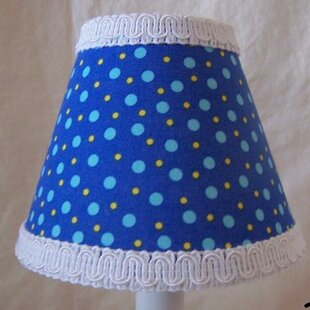 Beluga Bubbles 11 Fabric Empire Lamp Shade