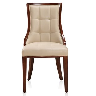 One Allium Way Fien Upholstered Dining Chair (Set of 2)