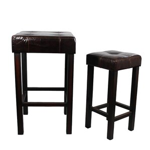 2 Piece Bar Stool by ESSENTIAL D?COR & BE..