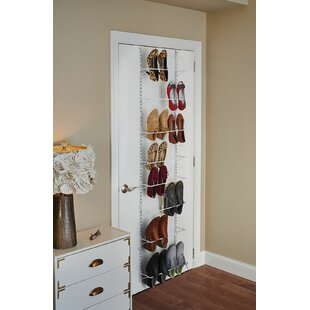 Great choice 16 Pair Overdoor Shoe Organizer By ClosetMaid