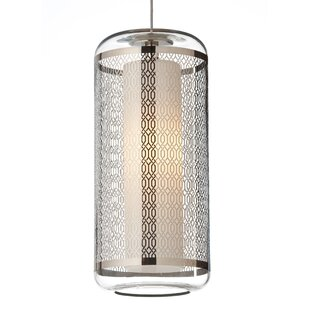 Tech Lighting Ecran Track Pendant