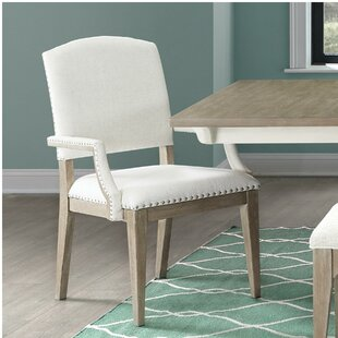 Cy Upholstered Dining Chair (Set of 2)