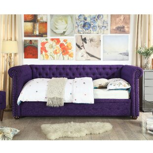 Rosdorf Park Dolson Twin Size Tufted Daybed