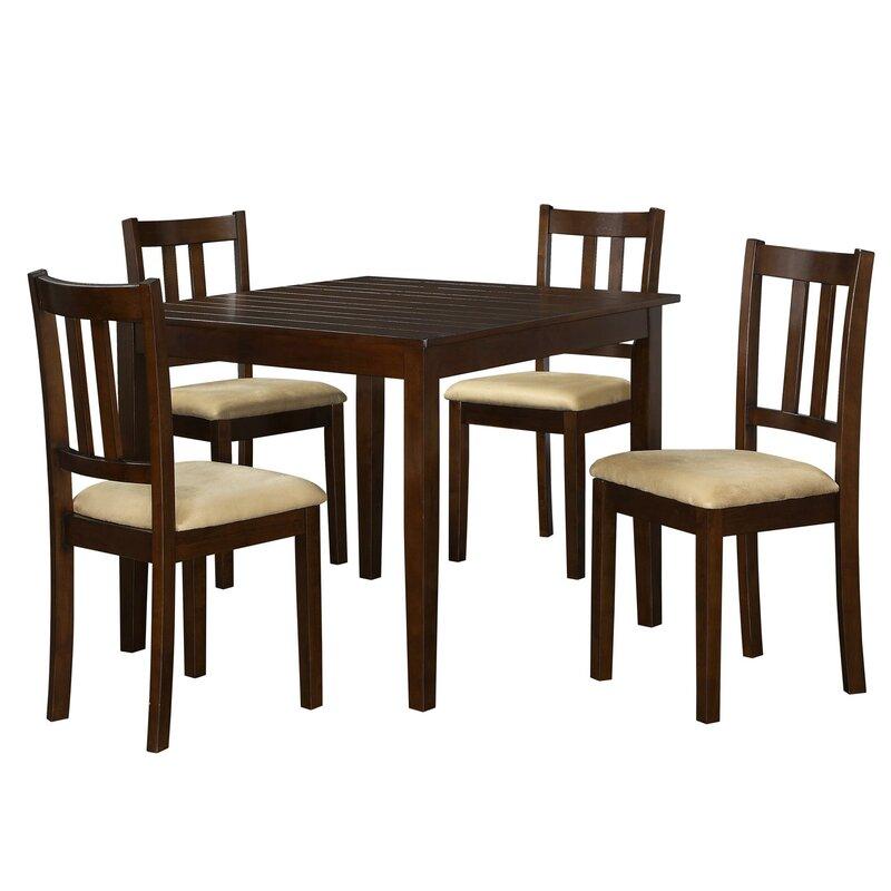 Etonnant Owings 5 Piece Dining Set