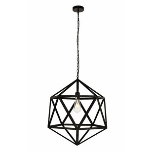Mack & Milo Arda 1-Light Geometric Pendant