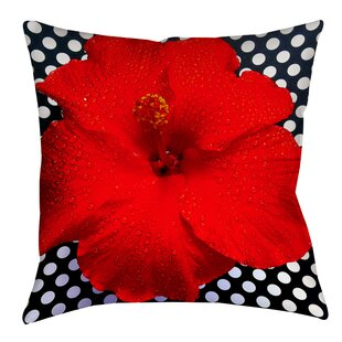 Modern Printed Throw Pillow