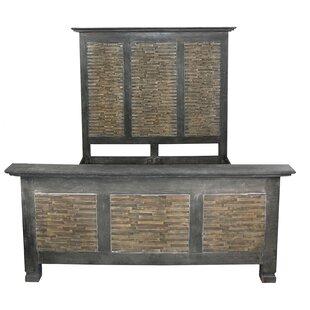 Kathi Solid Wood Standard Bed