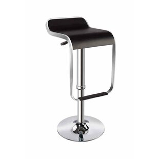 dCOR design Ellie Adjustable Height Swivel Bar Stool