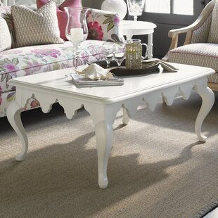 Tommy Bahama Home Ivory Key Coffee Table