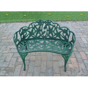 Lily Garden D?cor Bench by Oakland Living