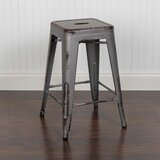 Leah Short & Counter Stool (Set of 4) by Williston Forge