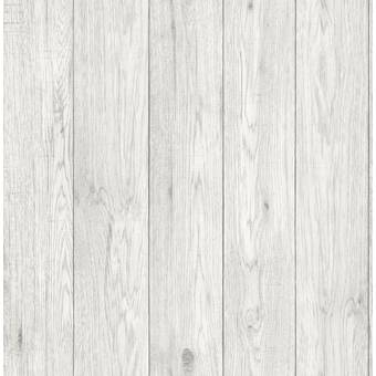 Millwood Pines Elswick Lumber Wood 33 L X 20 5 W Wallpaper Roll Images, Photos, Reviews