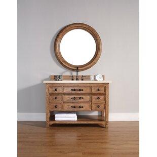 Knotty Alder Bathroom Vanity Wayfair