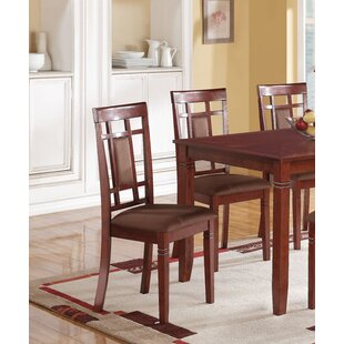 Tippett Upholstered Dining Chair (Set Of 2) by Red Barrel Studio Reviews