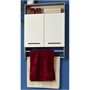 Rom 60 X 87cm Wall Mounted Cabinet By Quickset
