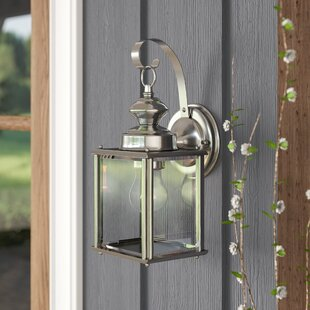 Reviews Pellston Outdoor Wall Lantern By Birch Lane™