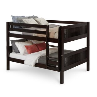 Oakwood Full Over Full Bunk Bed by Harriet Bee