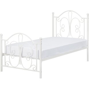 Alessia Double (4'6'') Bed Frame By Marlow Home Co.