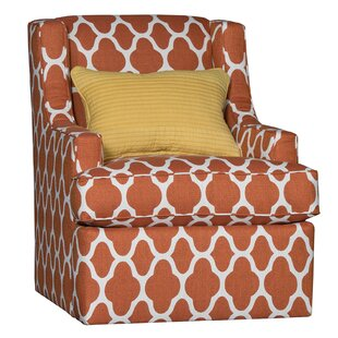 Cuadra Swivel Armchair by Darby Home Co Top Reviews