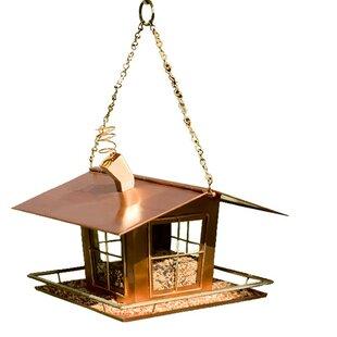 H. Potter Wacky House Hopper Bird Feeder