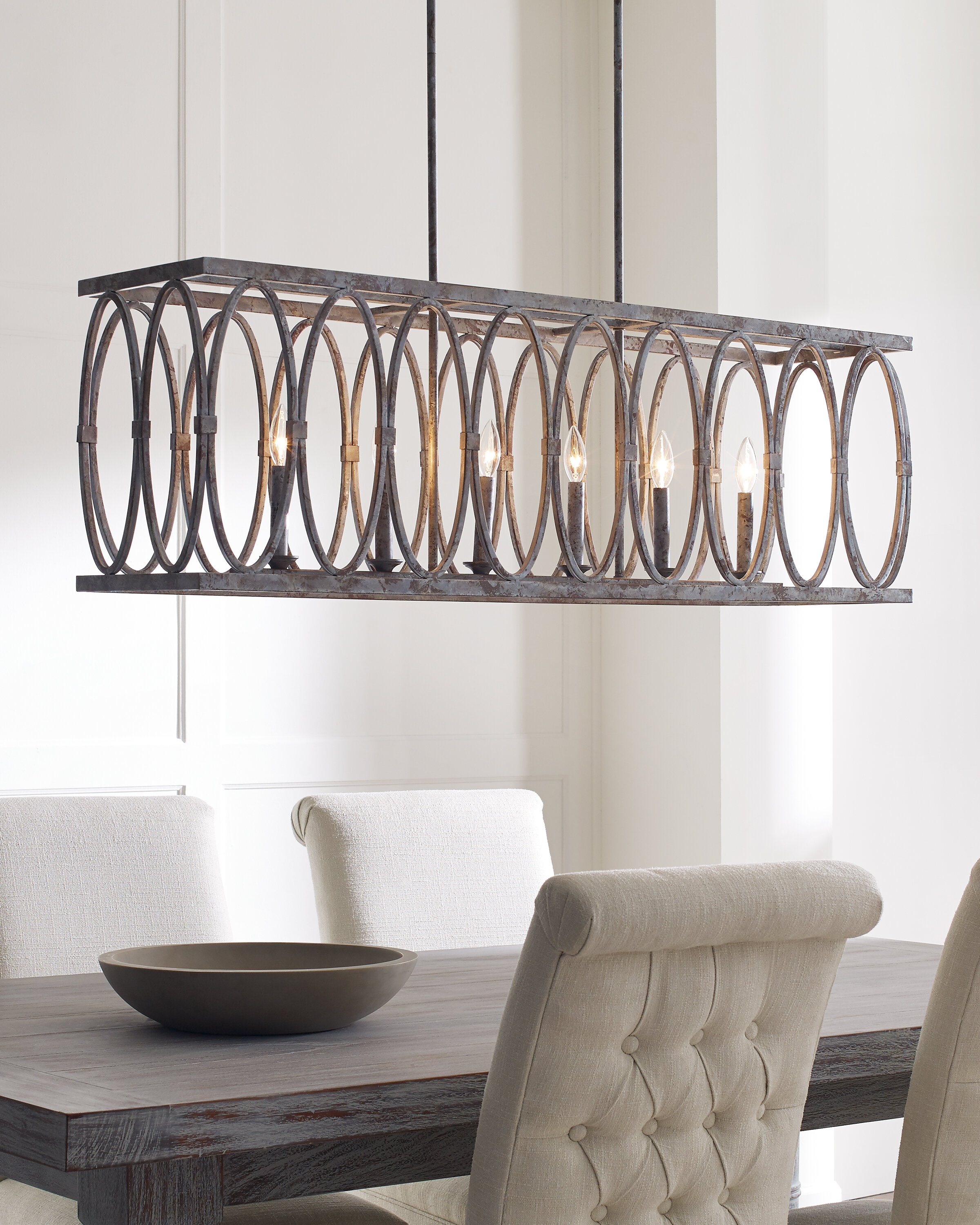French Country Kitchen Island Pendant Lighting You Ll Love In 2021 Wayfair