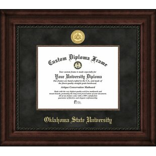 NCAA Oklahoma State Cowboys Executive Diploma Frame By Campus Images