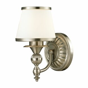 Elige 1-Light Bath Sconce by House of Hampton