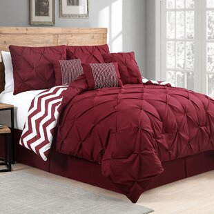 Black Red Comforters Sets Youll Love Wayfair