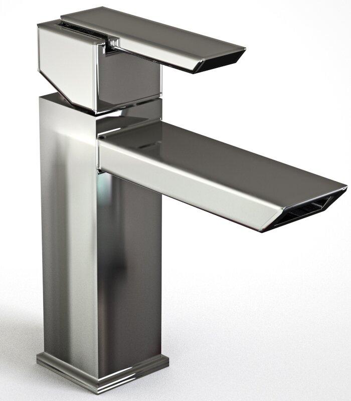 Artika Oblique Lavatory Faucet & Reviews | Wayfair