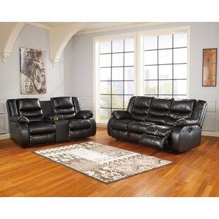 Sia Reclining Configurable Living Room Set