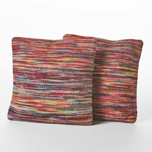 Church Street Wool Throw Pillow (Set of 2)