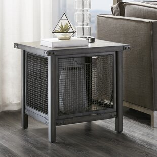 Reviews Casolino End Table By Trent Austin Design