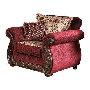 Dahlin Armchair by Fleur De Lis Living