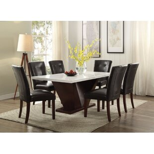 Latitude Run Serviolle Dining Table