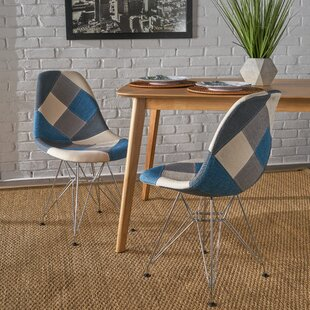 Coreen Upholstered Dining Chair (Set of 2) Brayden Studio