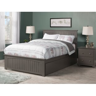 Comparison Amodio Platform Bed with Drawers by Mack & Milo Reviews (2019) & Buyer's Guide