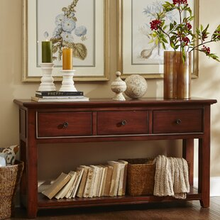 Asheville Console Table by Harbor House