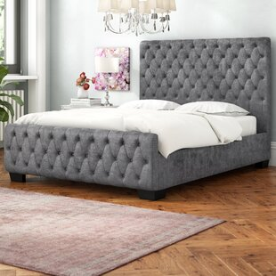 Upholstered Ottoman Bed By Rosalind Wheeler