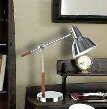 Aspen Creative Corporation 24.5'' Desk Lamp