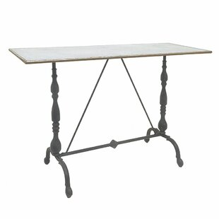 Allan Metal Console Table