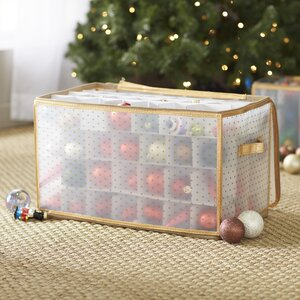 Wayfair Basics 112 Count Ornament Organizer